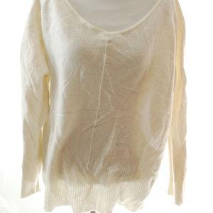 Athleta Dolman 100% Cashmere Sweater Plus Size 2X